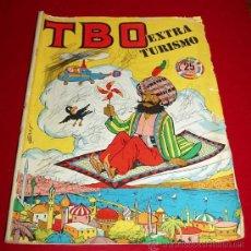 Tebeos: TBO - EXTRA TURISMO 1973. Lote 32180750