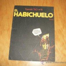 Tebeos: ESPECIAL TBO Nº 13 EL HABICHUELO EDITORIAL BUIGAS. Lote 32796601