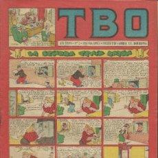 Tebeos: TBO - SEGUNDA EPOCA- Nº-2 - (COM-120). Lote 33064601