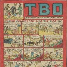 Tebeos: TBO - SEGUNDA EPOCA- Nº-5 - (COM-121). Lote 33064631