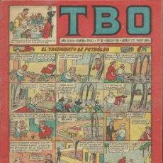 Tebeos: TBO - SEGUNDA EPOCA- Nº-8 - (COM-122). Lote 33064652