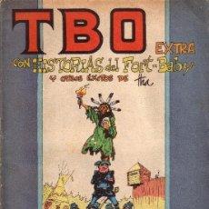Tebeos: TBO EXTRA CON HISTORIAS DE FORT BABY. Lote 33763431