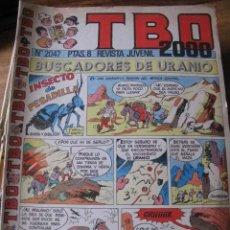 Tebeos: TBO 2000 , Nº 2047 - 8 PTAS, REVISTA JUVENIL .. Lote 35137228