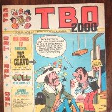 Tebeos: ANTIGUO LOTE DE TBO, EN TOTAL 7 TEBEOS DE EL AUTENTICO TEBEO.. Lote 53164362