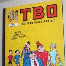 Tebeos: TBO: EDICIÓN COLECCIONISTAS (AÑO 1972) TAPA DURA.. Lote 35888368