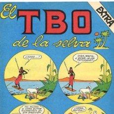 Tebeos: TBO, EXTRA DE LA SELVA. Lote 36447995