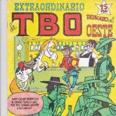 Tebeos: EXCTRAORDINARIO DEL TBO DEDICADO AL OESTE. Lote 36717532