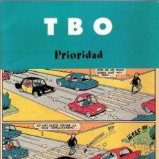 """Tebeos: TBO """"PRIORIDAD"""". Lote 37130538"""
