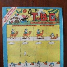 Tebeos: TBO Nº 2.368 - MANANTIAL AEREO - EDITADO POR BUIGAS AÑO 1980 - COMIC COLOR. Lote 37731253