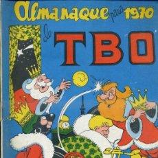 Tebeos - ALMANAQUE TBO 1970 - 38065528