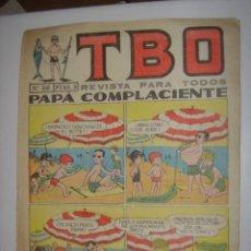 Tebeos: TBO Nº360: PAPA COMPLACIENTE 3 PTAS. Lote 38635940