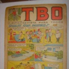 Tebeos: TBO DE 3 PESETAS,Nº450 CHALET CON MUEBLES. Lote 38636316