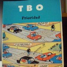 Tebeos: DOS T.B.O: 'PRIORIDAD' Y 'CAPTURA SORPRENDENTE'. EDICIÓN ESPECIAL PARA LA PRENSA. 2003. Lote 39171988