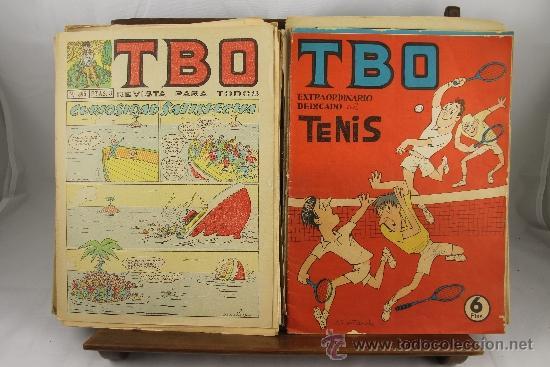 Tebeos: 3813- EXCELENTE COLECCION DE 57 TBO. AÑO IL Y L. VER DESCRIPCION. - Foto 3 - 39183907