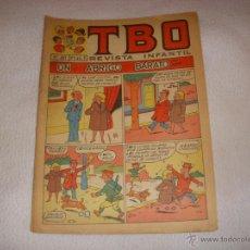Tebeos: TBO Nº 587, EDITORIAL BUIGAS. Lote 39901301