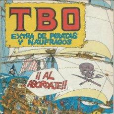 Tebeos: TBO EXTRA DE PIRATAS Y NAUFRAGOS. Lote 39893543