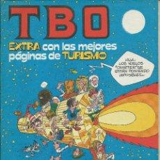Tebeos: TBO EXTRA MEJORES PAGINAS DE TURISMO. Lote 39893674