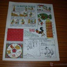 Tebeos: COLECCION MAGISTER RECORTABLES DE BUIGAS Nº LA RATITA . Lote 40627520