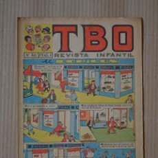 BDs: TBO Nº 541. BUIGAS 1968. Lote 41288345