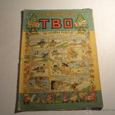 Tebeos: TBO ALMANAQUE 1954. Lote 41320647