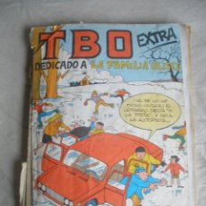 Tebeos: TOMO DE EJEMPLARES DE TBO.EXTRA DEDICADO A LA FAMILIA ULISES.CALENDARIO 1978.. Lote 41590380