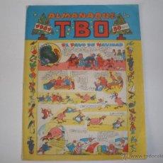 Tebeos: TBO 11-80 ALMANAQUE 1981. Lote 42365386