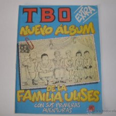 Tebeos: TBO 1-82 EXTRA NUEVO ALBUM DE LA FAMILIA ULISES. Lote 42365647