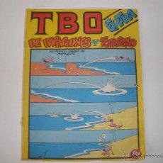 Tebeos: TBO EXTRA 4-82 - VACACIONES Y TURISMO. Lote 42370089
