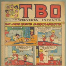 Livros de Banda Desenhada: TBO Nº 532. BUIGAS 1968. LITERACOMIC.. Lote 42614445