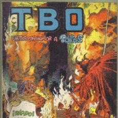 Tebeos: TBO EXTRA CON HUMOR A TOROS. LITERACOMIC.. Lote 42614919