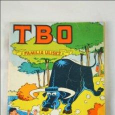 Tebeos: ANTIGUO CÓMIC - TBO - FAMILIA ULISES. SERIE AZUL SELECCIÓN D - EDICIONES TBO / BUIGAS. Lote 43230401