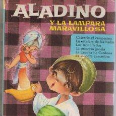Tebeos: COLECCIÓN HEIDI. NUMERO 7. ALADINO Y LA LAMPARA MARAVILLOSA. BRUGUERA 1966. Lote 43475000