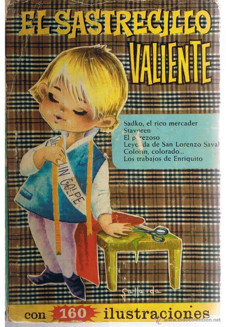 COLECCIÓN HEIDI. NUMERO 12. EL SATRECILLO VALIENTE. BRUGUERA 1966 (CON SOBRECUBIERTA) (Tebeos y Comics - Buigas - Otros)