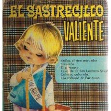 Tebeos: COLECCIÓN HEIDI. NUMERO 12. EL SATRECILLO VALIENTE. BRUGUERA 1966 (CON SOBRECUBIERTA). Lote 43475133