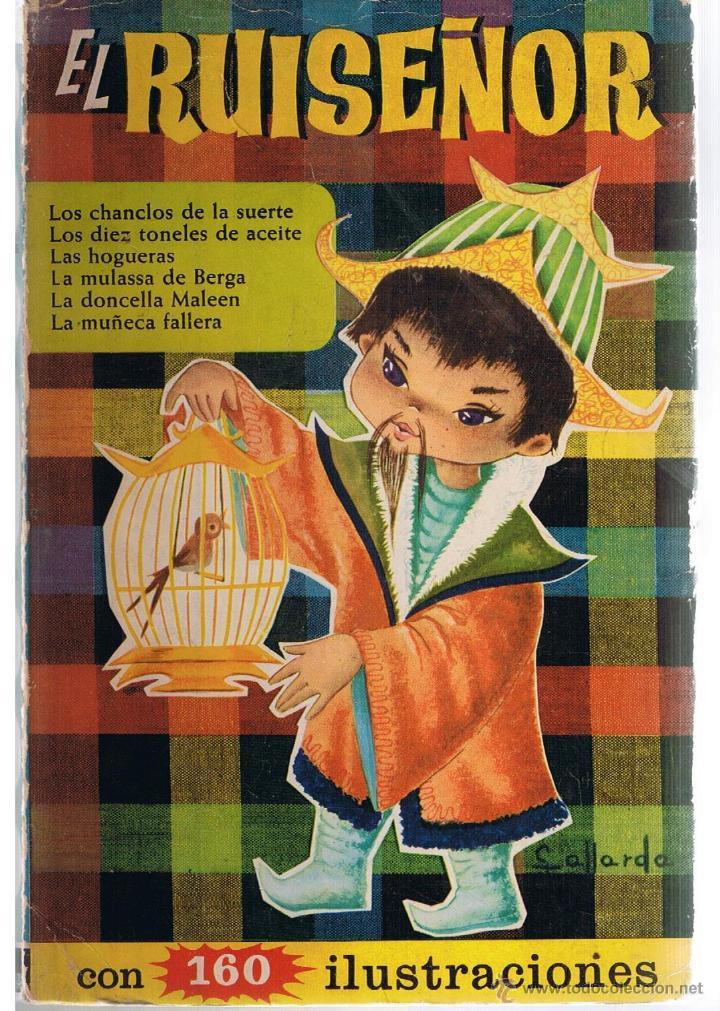 COLECCIÓN HEIDI. NUMERO 18. EL RUISEÑOR- BRUGUERA 1966 (CON SOBRECUBIERTA) (Tebeos y Comics - Buigas - Otros)