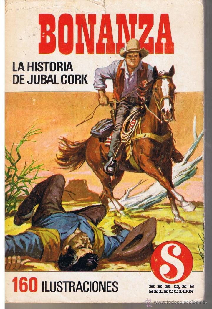 COLECCIÓN HEROES SELECCIÓN. SERIE BONANZA. Nº 16. BRUGUERA 1971 (CON SOBRECUBIERTA) (Tebeos y Comics - Buigas - Otros)