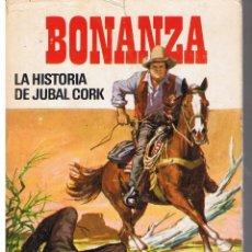 Tebeos: COLECCIÓN HEROES SELECCIÓN. SERIE BONANZA. Nº 16. BRUGUERA 1971 (CON SOBRECUBIERTA). Lote 43477682