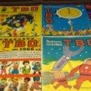 Tebeos: TBO EXTRA URDA Y 400 CHISTES.. Lote 43643437