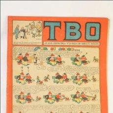 Tebeos: ANTIGUO CÓMIC - TBO. POR SI ACASO... - AÑO XXXVI. Nº 11 - EDICIONES TBO / BUIGAS, 1952-1972. Lote 43803789