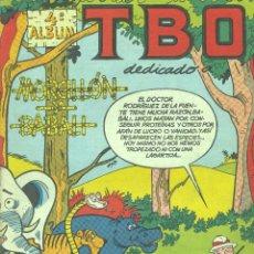 Tebeos: TBO EXTRA. MORCILLON Y BABALI (4º ALBUM)., DIBUJOS DE BENEJAM. Lote 43934910