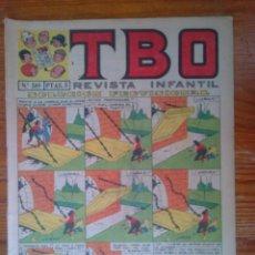 Tebeos: TBO Nº 589 DE 7 DE FEBRERO DE 1969. Lote 44672923