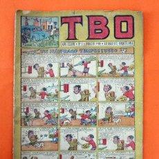 Tebeos: TBO Nº 1 - AÑO XXXVI - EDITORIAL BUIGAS -. Lote 45307267