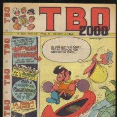 Livros de Banda Desenhada: TBO 2000. Nº 2251.. Lote 45353353