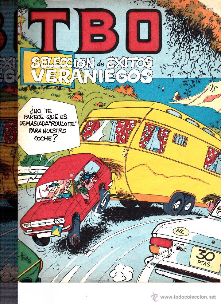 TBO SELECCION DE EXITOS VERANIEGOS (Tebeos y Comics - Buigas - TBO)