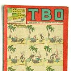 Tebeos: TBO Nº 125, ORIGINAL - BUIGAS. Lote 45794903