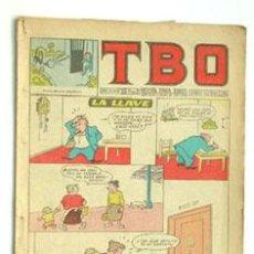 Tebeos: TBO Nº 229, ORIGINAL - BUIGAS. Lote 45794976