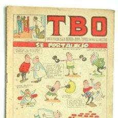 Tebeos: TBO Nº 224, ORIGINAL - BUIGAS. Lote 45795030