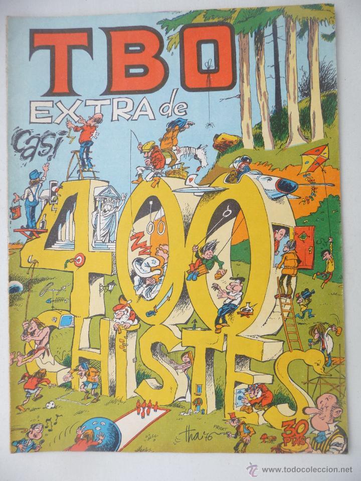 TBO. EXTRA DE CASI 400 CHISTES. 30 PTAS (Tebeos y Comics - Buigas - TBO)