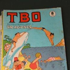 Tebeos: TBO EXTRAORDINARIO DE VACACIONES 1971 BUIGAS. Lote 45998487