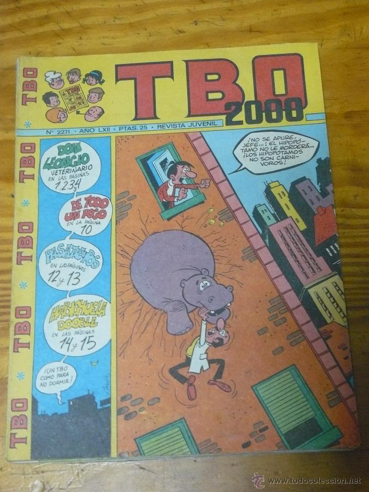 TEBEOS-COMICS GOYO - TBO 2000 - Nº 2271 - ED. BUIGAS - *AA99 (Tebeos y Comics - Buigas - TBO)